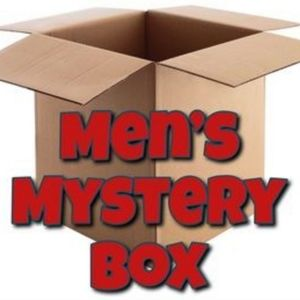 🏈5lb Men's assorted mystery box!